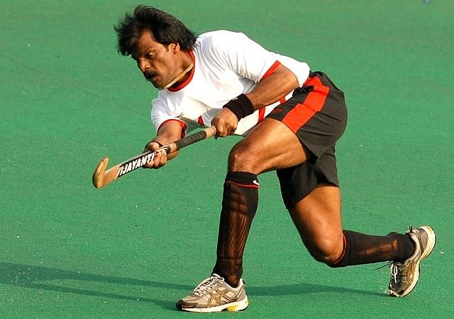 Dhanraj Pillay is a rare hockey ace who has straddled two worlds.