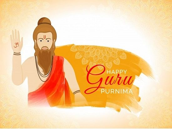 Happy Guru Purnima 2020 Photo