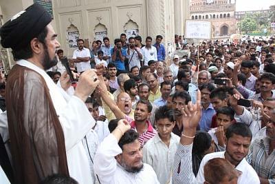 Lucknow: Shia cleric Maulana Kalbe Jawad