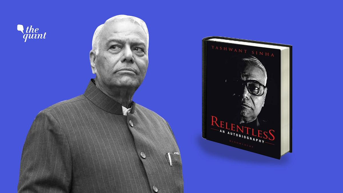 'Was Modi Around When I Quit the IAS?': Yashwant Sinha Gets Candid