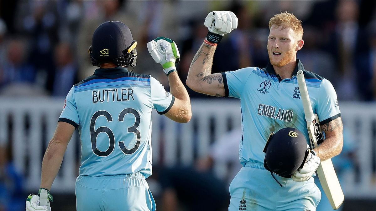 Stokes has his sights set on winning Ashes now after World Cup triumph.