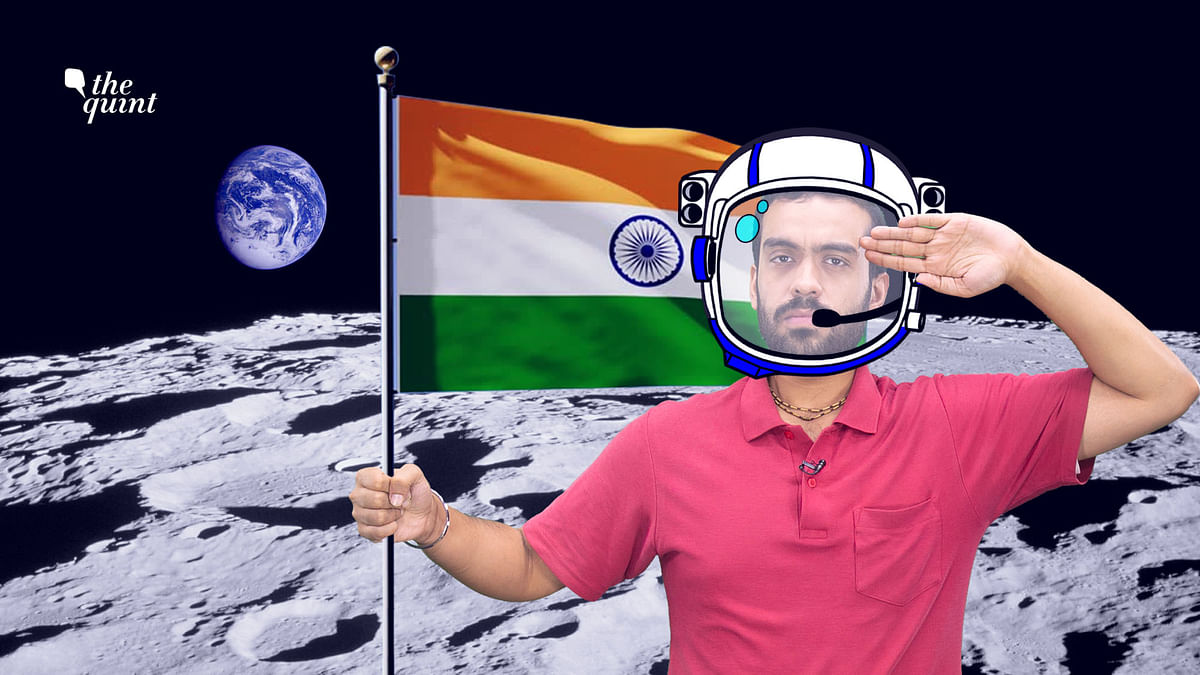 Chandrayaan-2: Can India Own The Moon and Its Natural Resources?