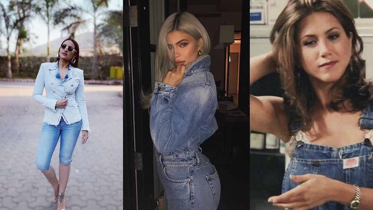 Here's Why Denims Are Ruling The Fashion World All Over Again