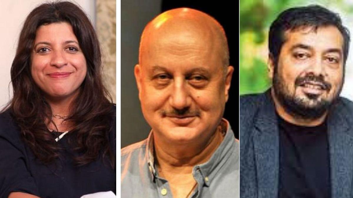 Zoya, Anurag Kashyap & Anupam Kher Among New Academy Members