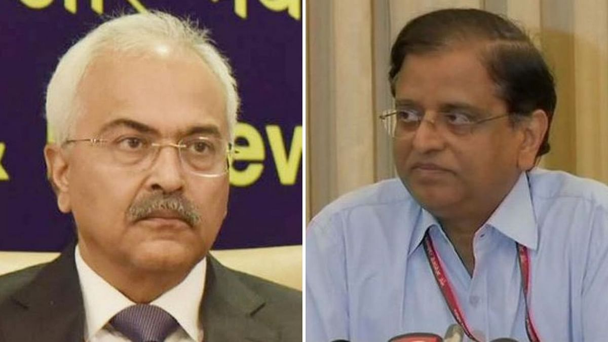 After Being Moved Out as Finance Secy, Garg Seeks Early Retirement