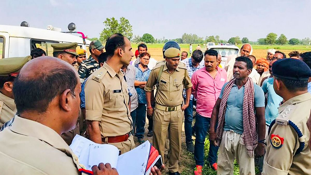 Sonbhadra Shootout: CM Yogi Says 29 Arrested, 5 Officers Suspended
