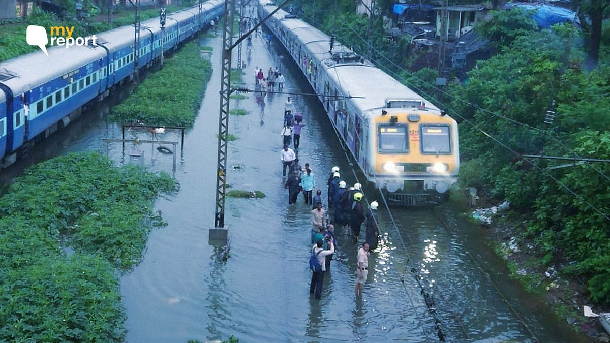 'Mumbai is Submerged in Water', Citizens Say as Rain Lashes City