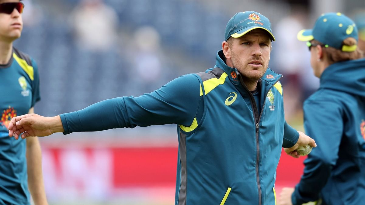 Excited to Face England in Semi-Final: Australia Captain  Finch
