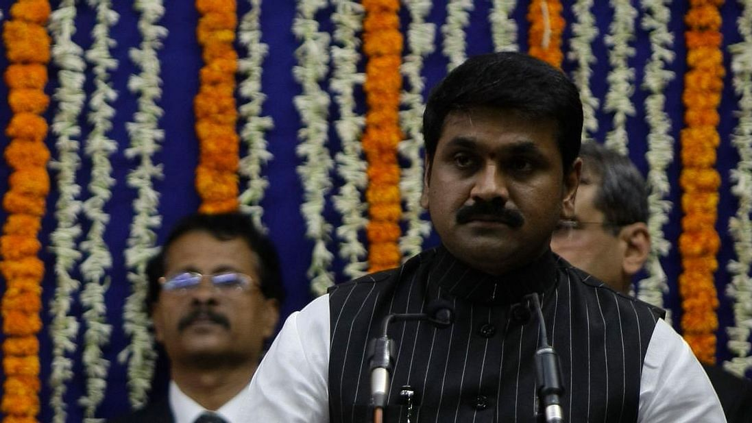 NCP Mumbai Chief Sachin Ahir Joins Shiv Sena Before Maha Elections