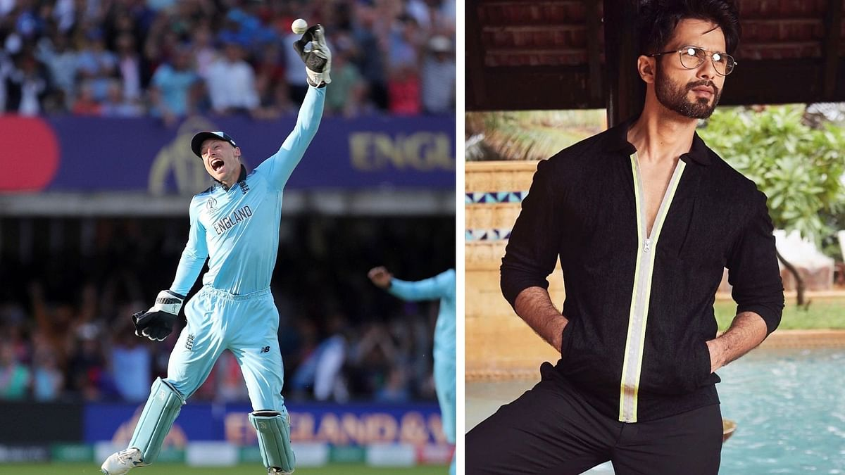 Shahid Kapoor speaks up against the absurd rule in the ICC World Cup match.