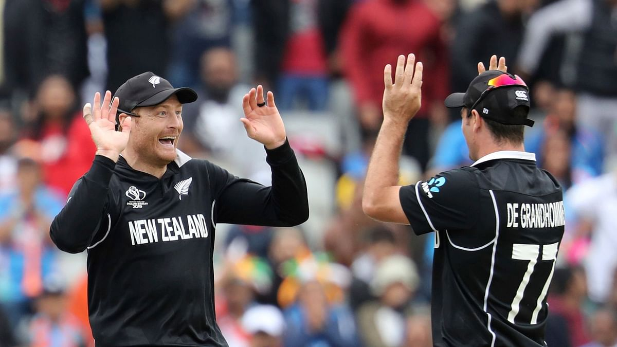 Lucky to Get a Direct Hit: Martin Guptill on Dhoni Run Out in S/F