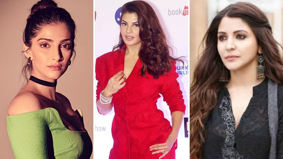 Sonam Kapoor, Jacqueline Fernandez and Anushka Sharma report animal cruelty