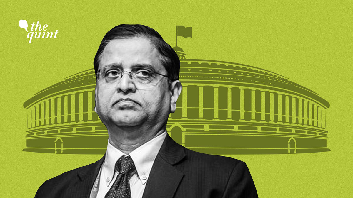 Former Finance Secretary Subhash Chandra Garg's days in North Block became numbered after the budget.