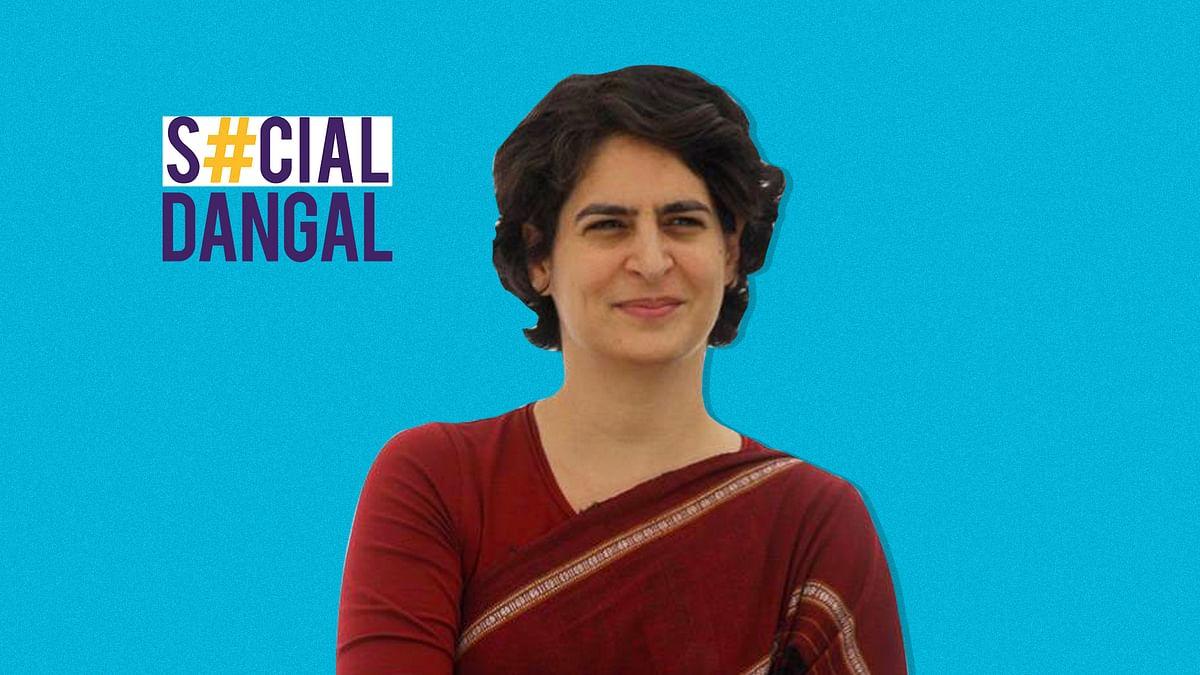 Priyanka's Detention On Way To Sonbhadra Autocratic, Says Twitter
