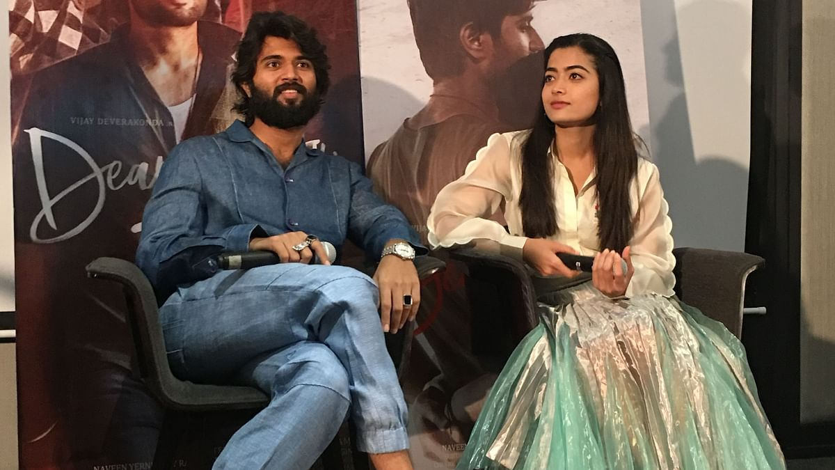 Vijay Deverakonda Talks 'Dear Comrade' and Acting in Tamil Films