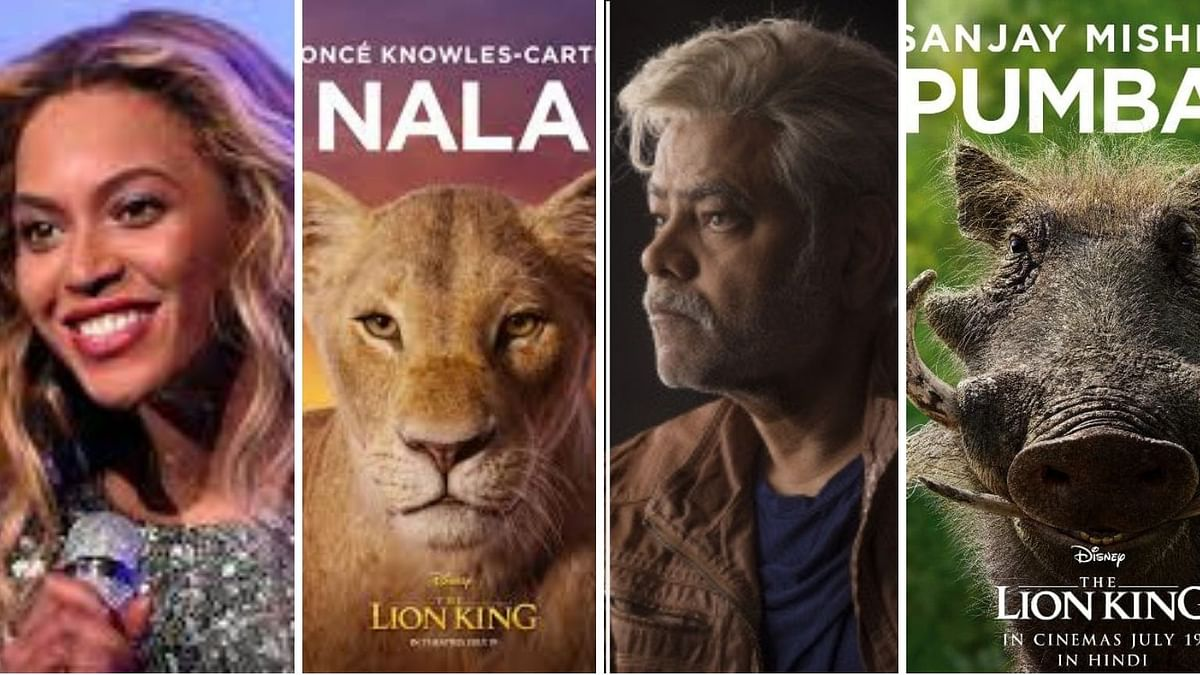The Lion King 2019 Movie From Beyonce To Shah Rukh Khan Here S A Complete List Of Actors Who Ll Be Voicing For The Lion King In Hindi And English