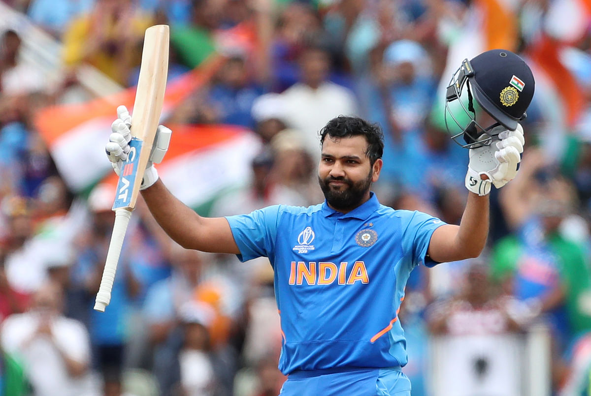 Rohit Sharma has been on a rampage at the ICC World Cup 2019, averaging 90 in seven innings at a strike rate of 96.96.