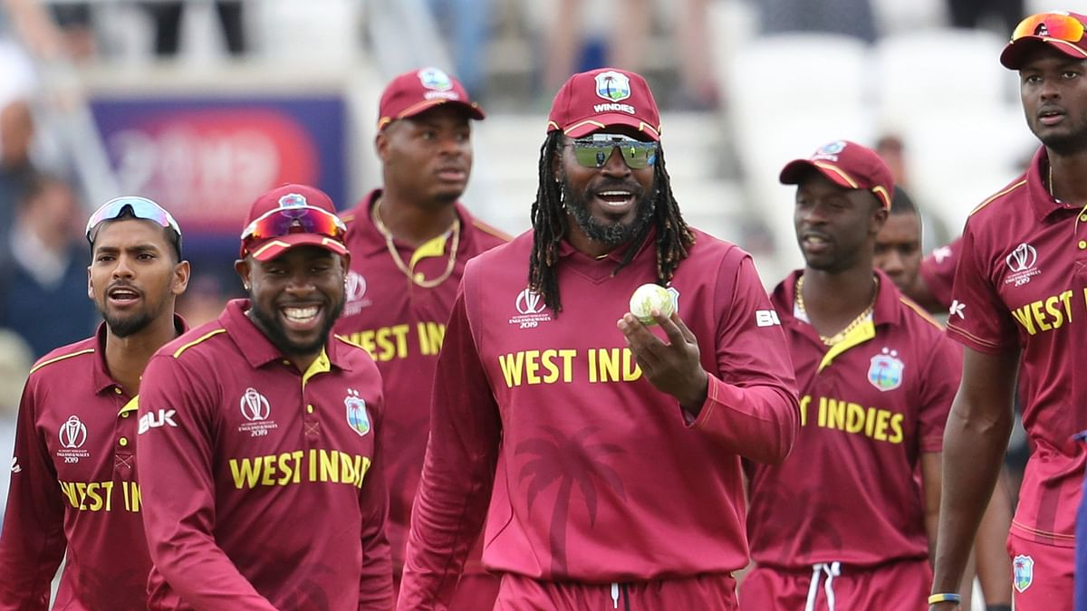Chris Gayle Helps West Indies beat Afghanistan, End WC With a Win
