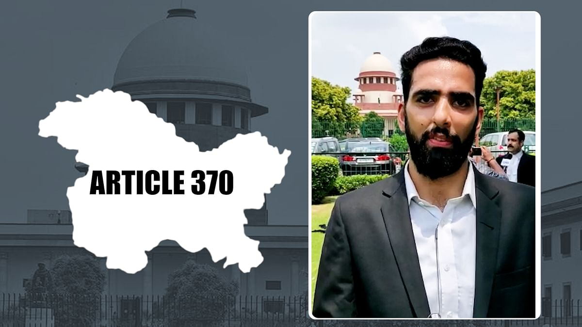 SC Allows Law Student to Visit Parents in J&K with Security Cover