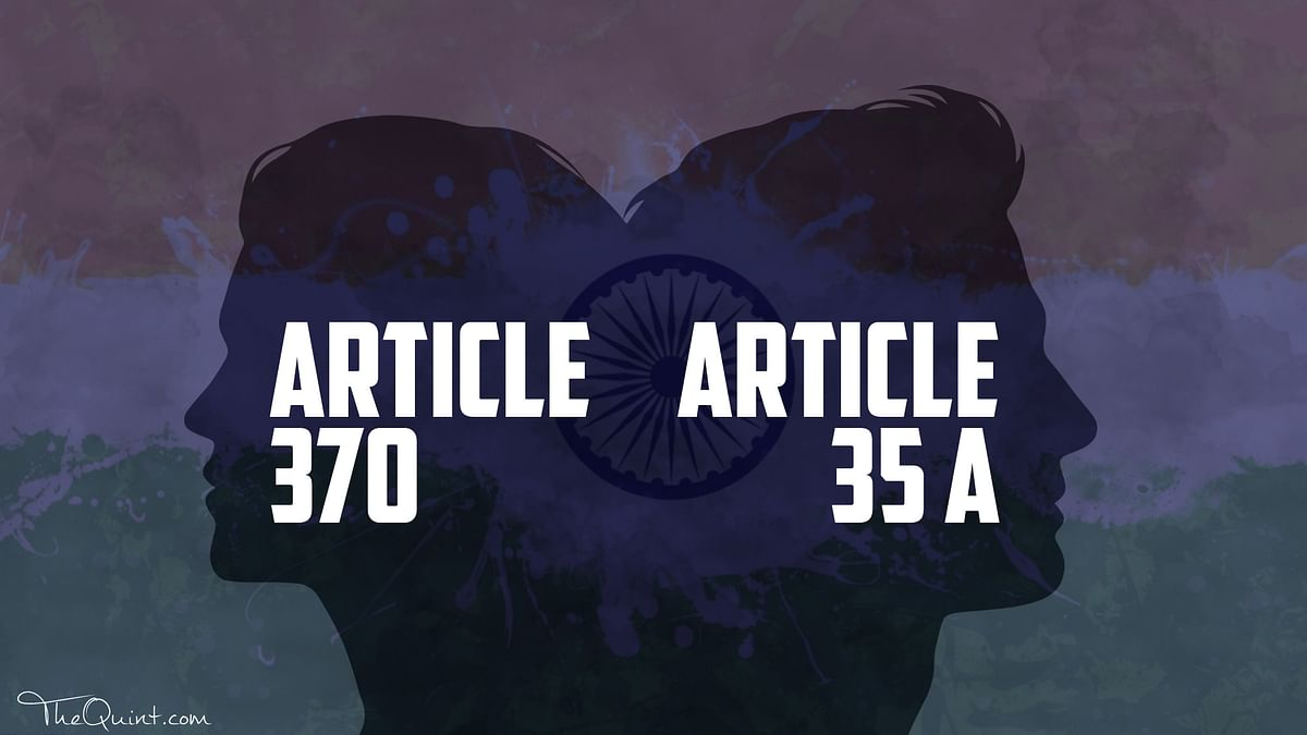 Kashmir on Edge: Here's What Article 35A is All About