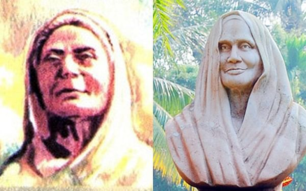 Matangini Hazra was shot dead by British forces in 1942
