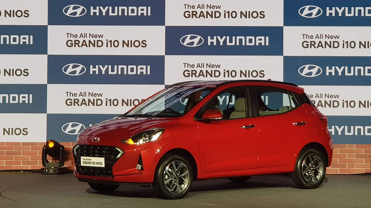 Hyundai Grand i10 Nios Launched: What's Different About it?