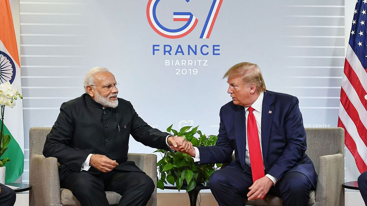 PM Modi Assured Me He Has Kashmir Situation Under Control: Trump