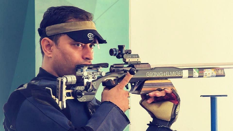 Sanjeev Rajput.