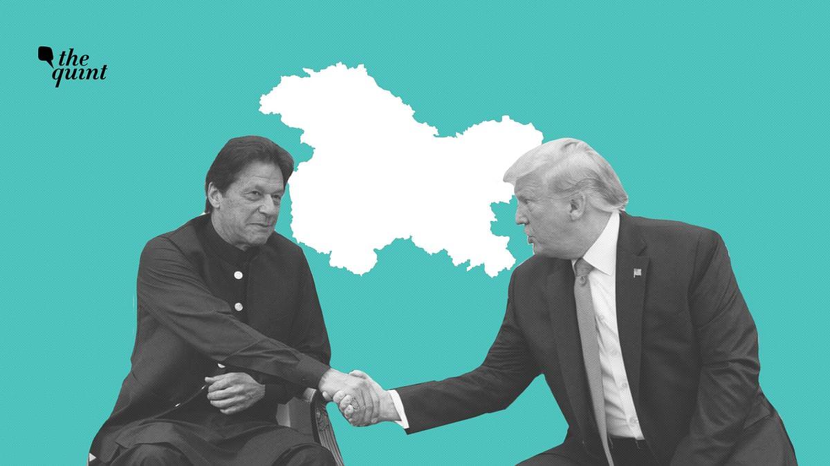 Pak Eyes Terror Escalation in J&K After Trump's Mediation Offer