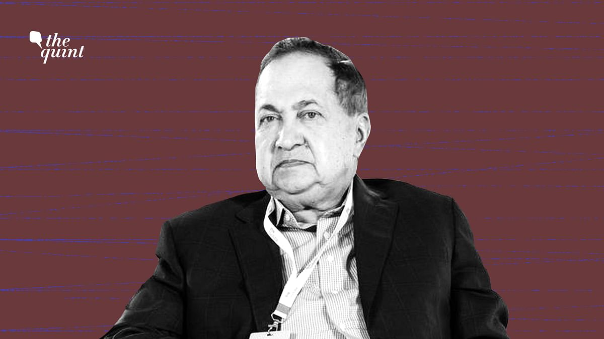 Image of The Hindu Publishing Group's Chairman, N Ram, used for representational purposes.