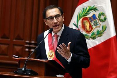 Peru, Colombia pledge to protect Amazon region