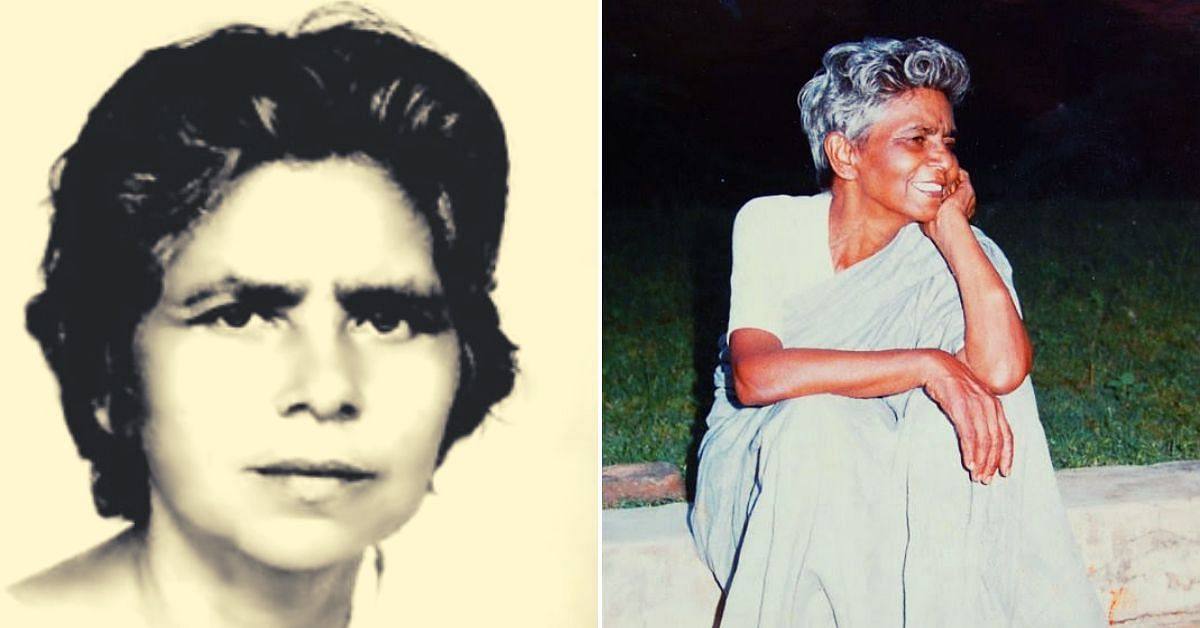 Parbati Giri was jailed for anti-British activities.