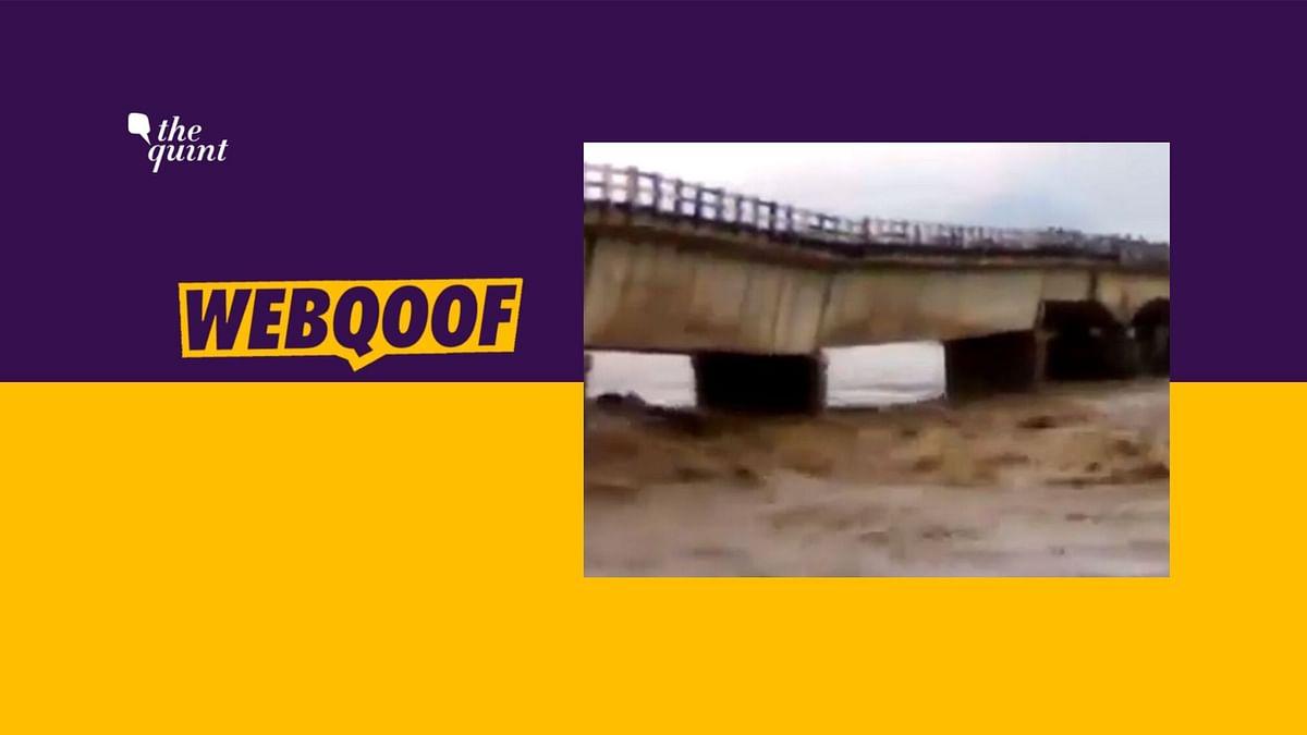 Old Video of Odisha Bridge Collapse Viral as Incident in Karnataka