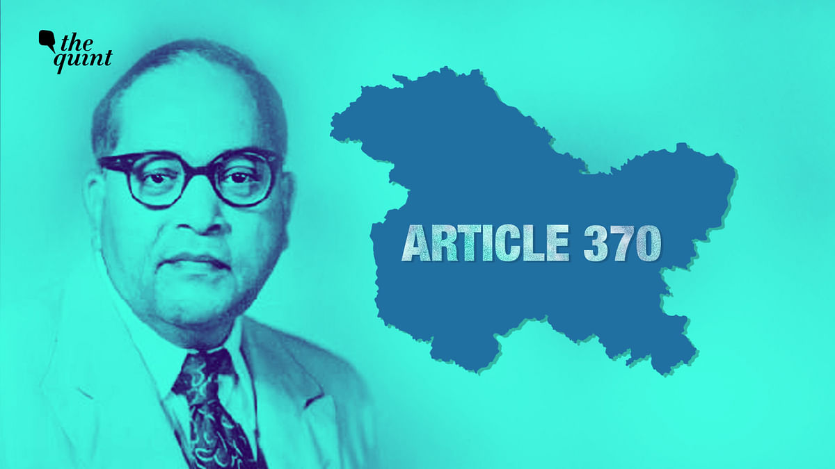 Did Ambedkar Oppose Article 370? No Official Records Back it