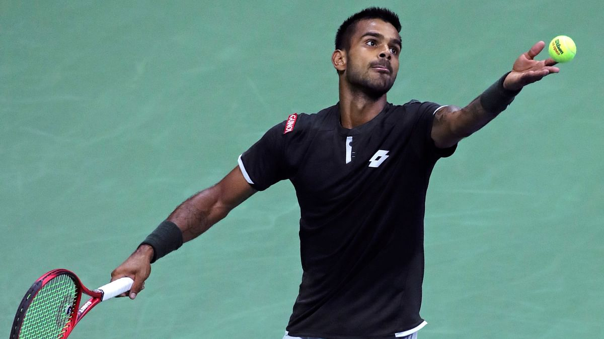 Sumit Nagal Wins Opening Set Against Federer, But Exits US Open