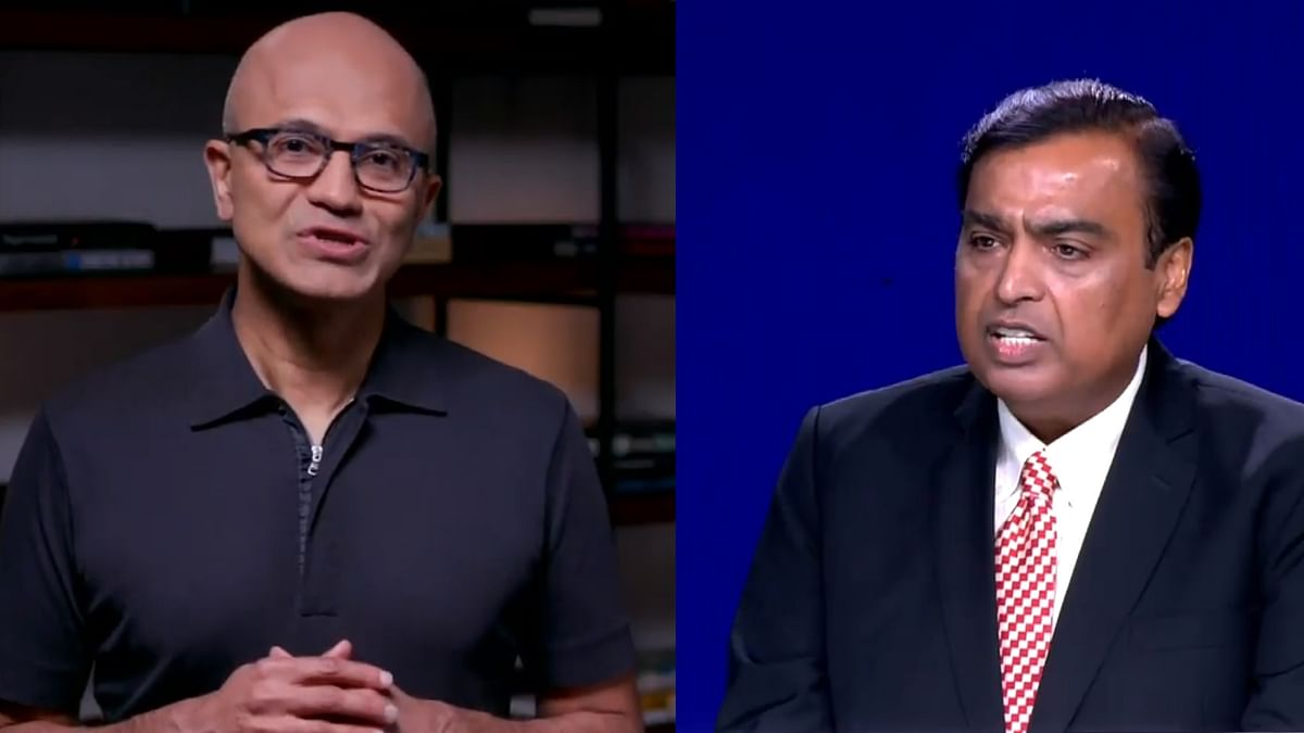 Reliance Jio & Microsoft Partner To Offer  Data Services To SMEs