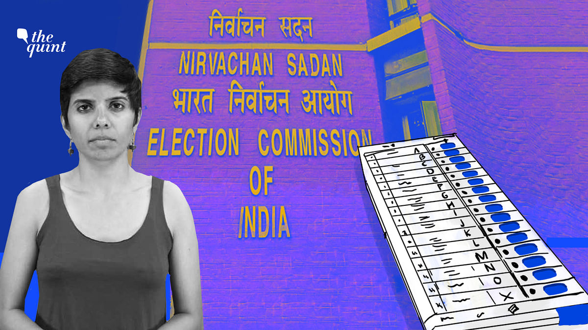 RTI Reveals Pvt Consultants Have EVM Access, Why is EC Denying It?