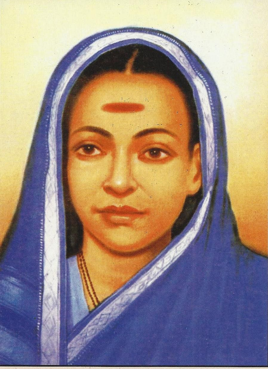 Savitribai Phule fought for women's rights under the British rule.