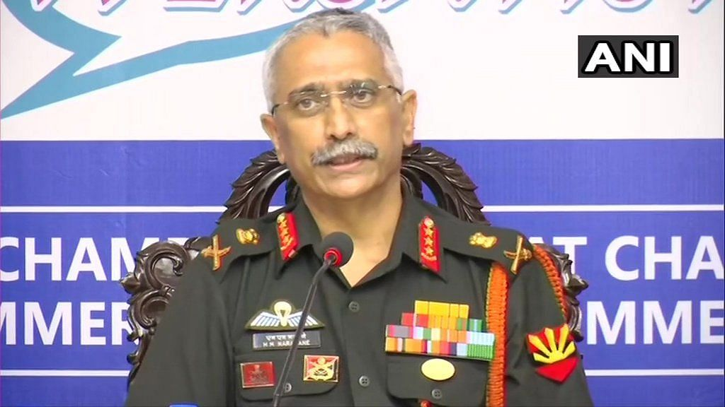 If China Crossed LAC 100 Times, We Did 200: Eastern Army Commander