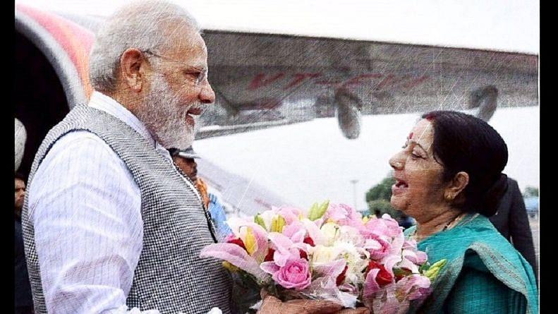 PM Modi Recalls When Sushma Swaraj Told Him, 'Aisa Nahi Hota Bhai'