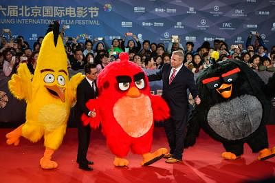 The Angry Birds Movie 2 Is Action Packed Entertaining