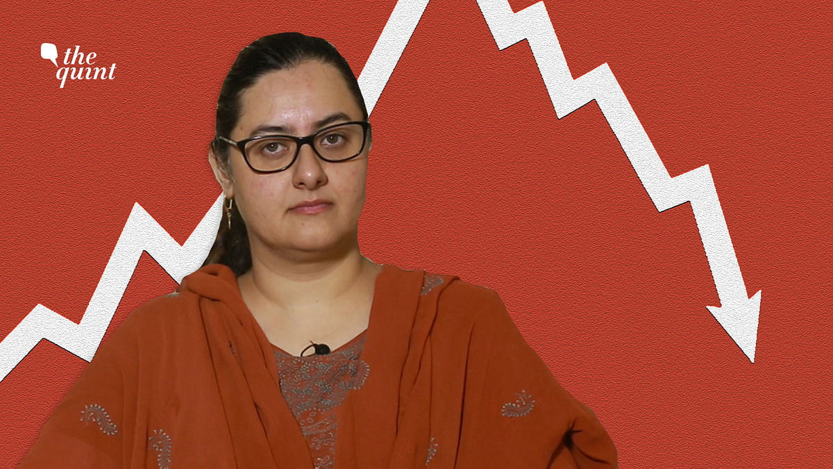 Image of journalist Puja Mehra, who accessed data that 'revealed' inadvertently, demonetisation's role in economic slowdown, used for representational purposes.