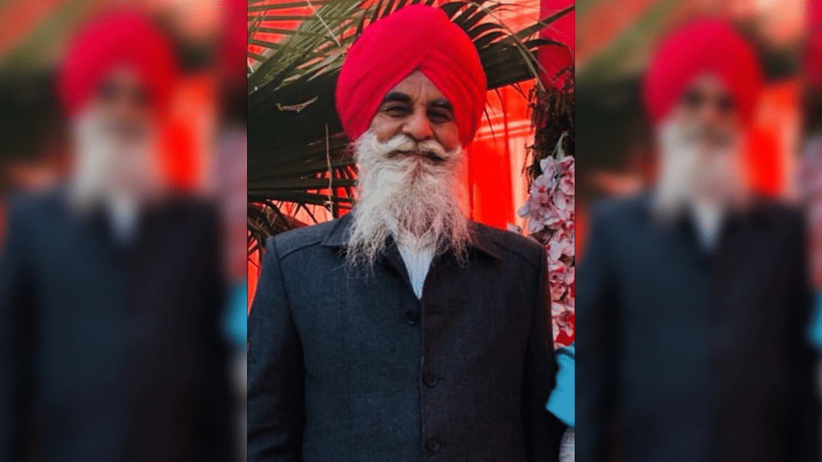 Parmjit Singh, a 64-year-old Sikh man from India, was stabbed to death in US.