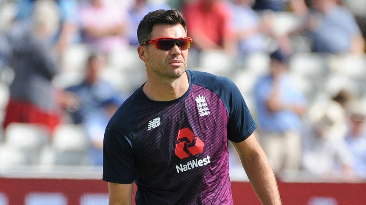England pacer James Anderson could be rested for the second Test against India.