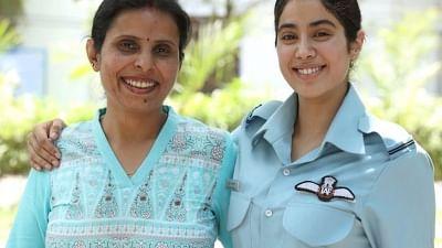 Video Watch Here The Real Life Story Of Gunjan Saxena The Kargil Girl