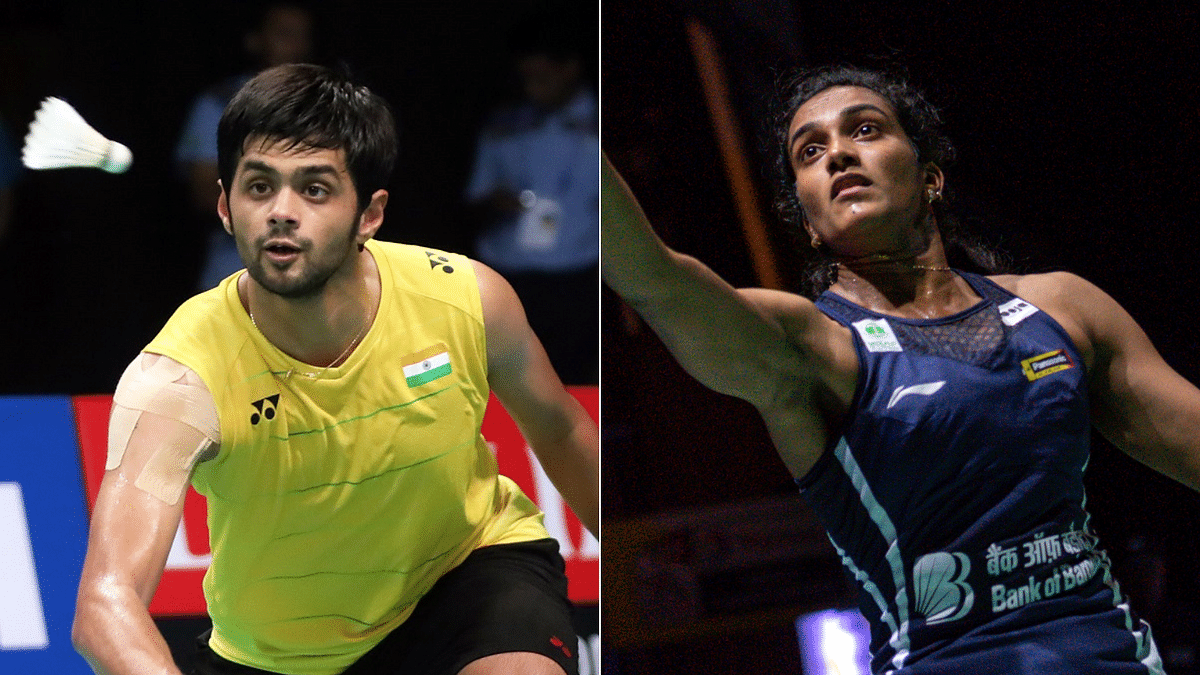 PV Sindhu and B Sai Praneeth have all been ensued of a spot in the 2021 Tokyo Olympics.