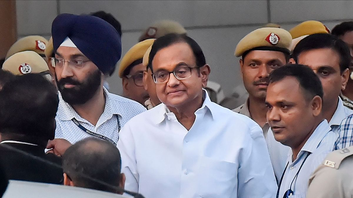 CBI Gets Chidambaram's 5-Day Custody in INX Media Case: Key Points