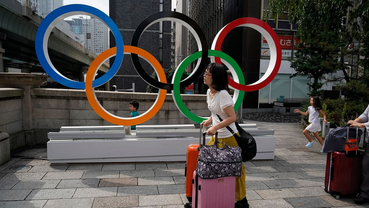 Tokyo Olympic organisers are offering high-end hospitality packages to Japan residents with prices soaring to 6.35 million yen.