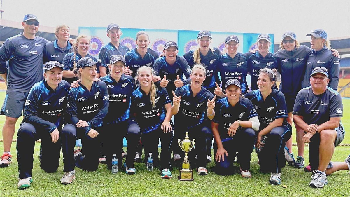 New Zealand's Women Cricketers to Get Better Pay, More Contracts