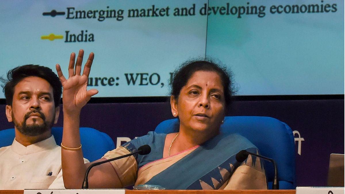 'Proves That Govt Listens': Twitterati Hail FM's Sops for Economy